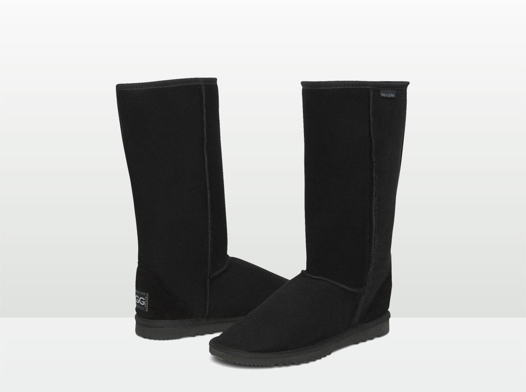Adults Black Ugg Boots