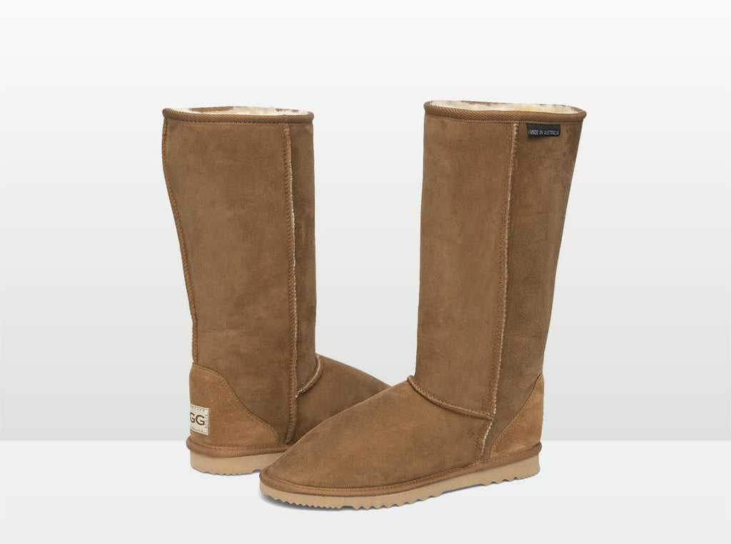 Adults Chestnut Ugg Boots