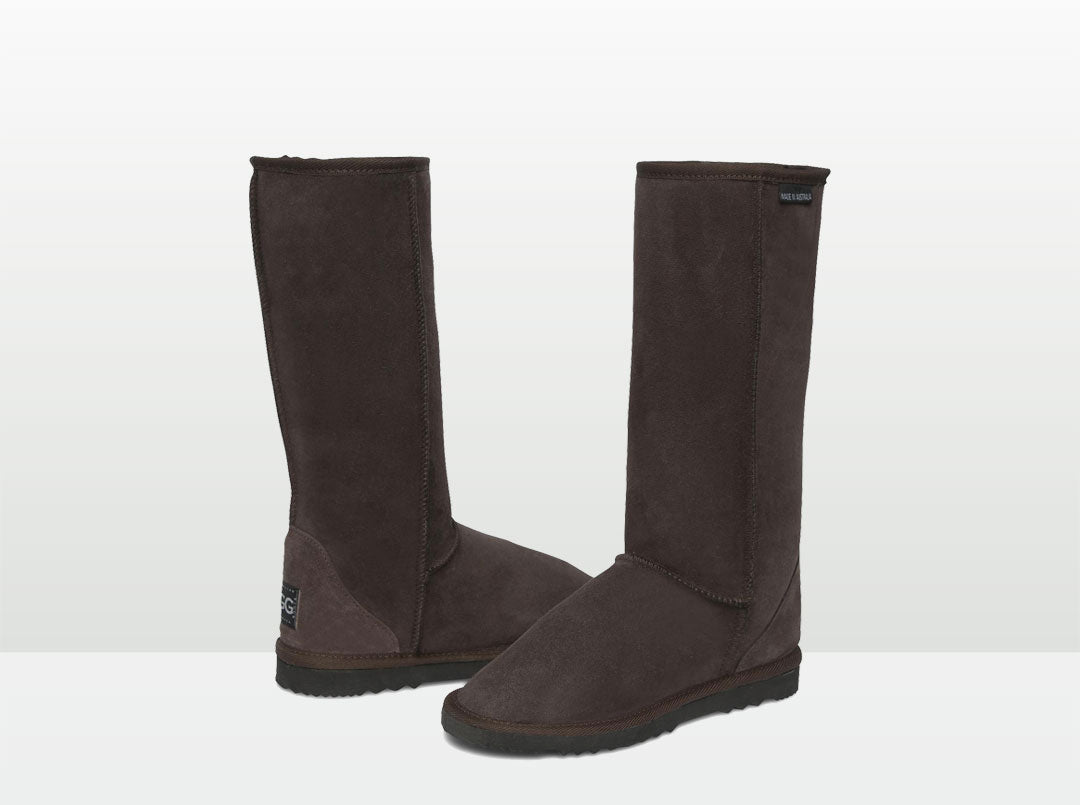 Adults Chocolate Ugg Boots