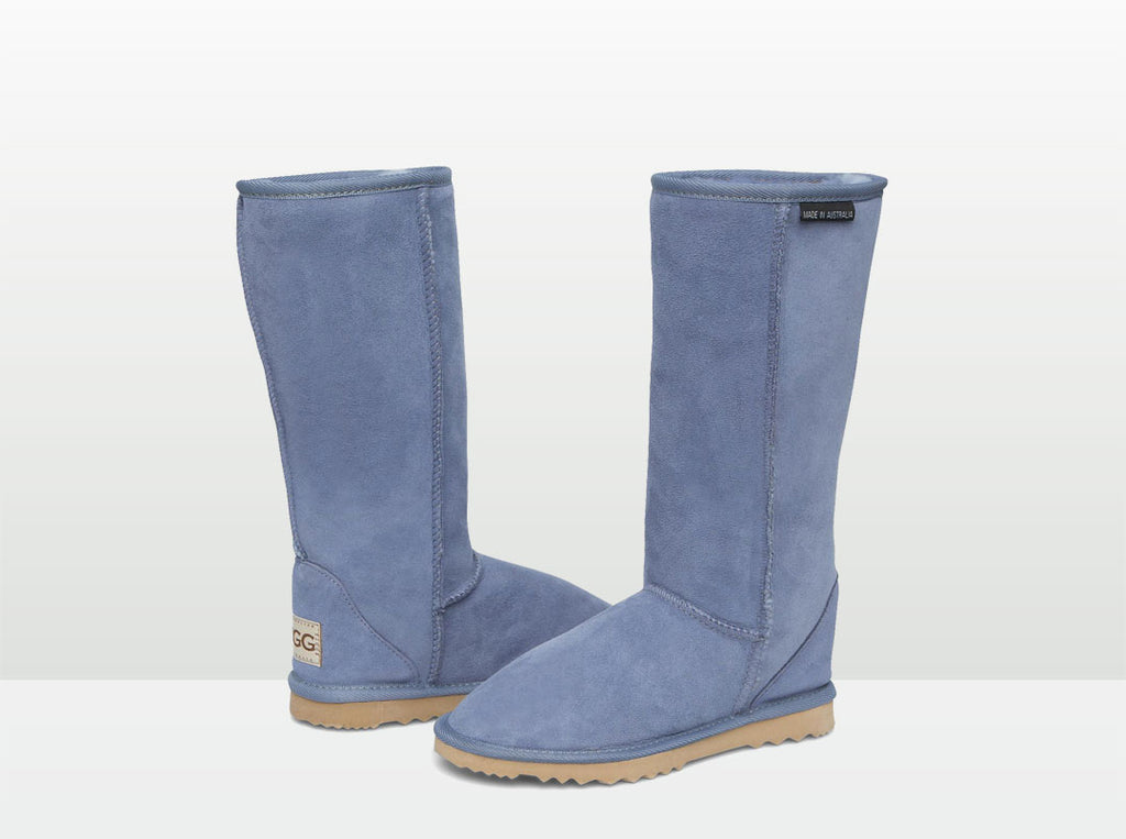 Adults Denim Blue Ugg Boots