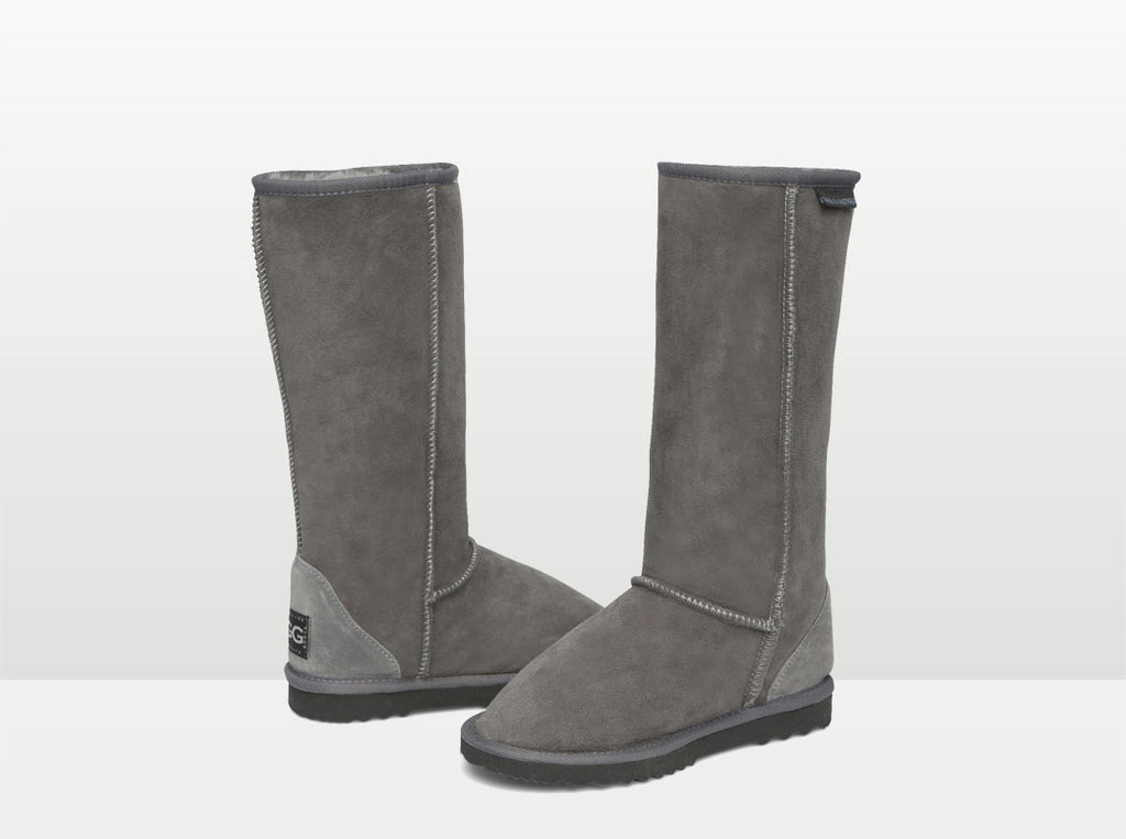 Adults Grey Ugg Boots