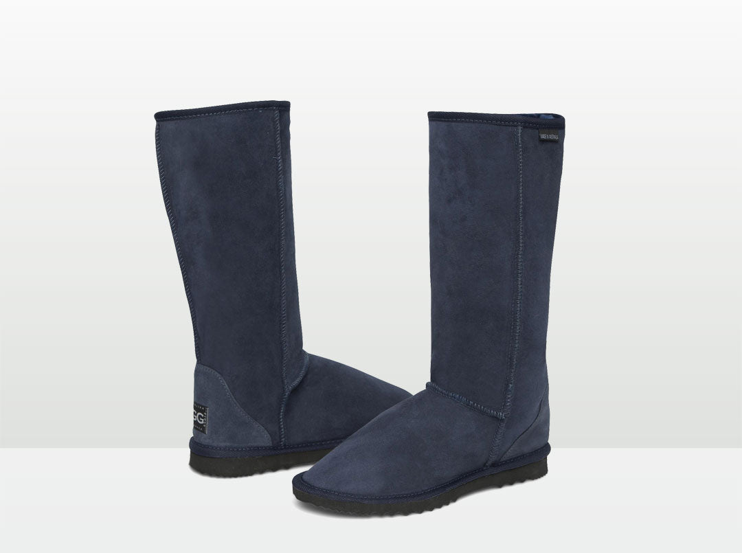 Adults Navy Blue Ugg Boot
