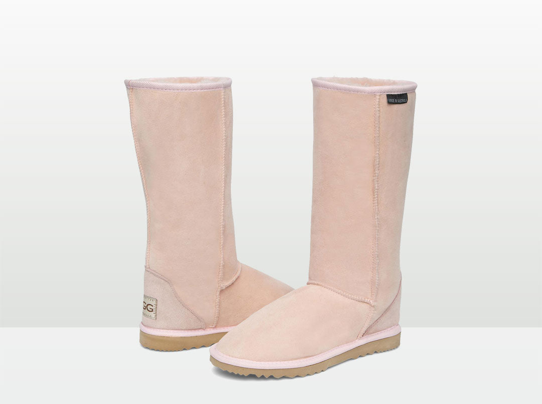 Adults Pink Ugg Boots