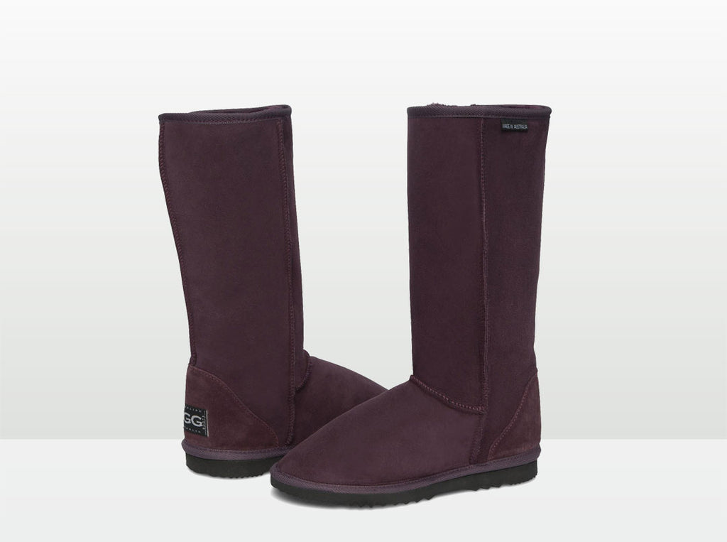 Adults Raisin Ugg Boots