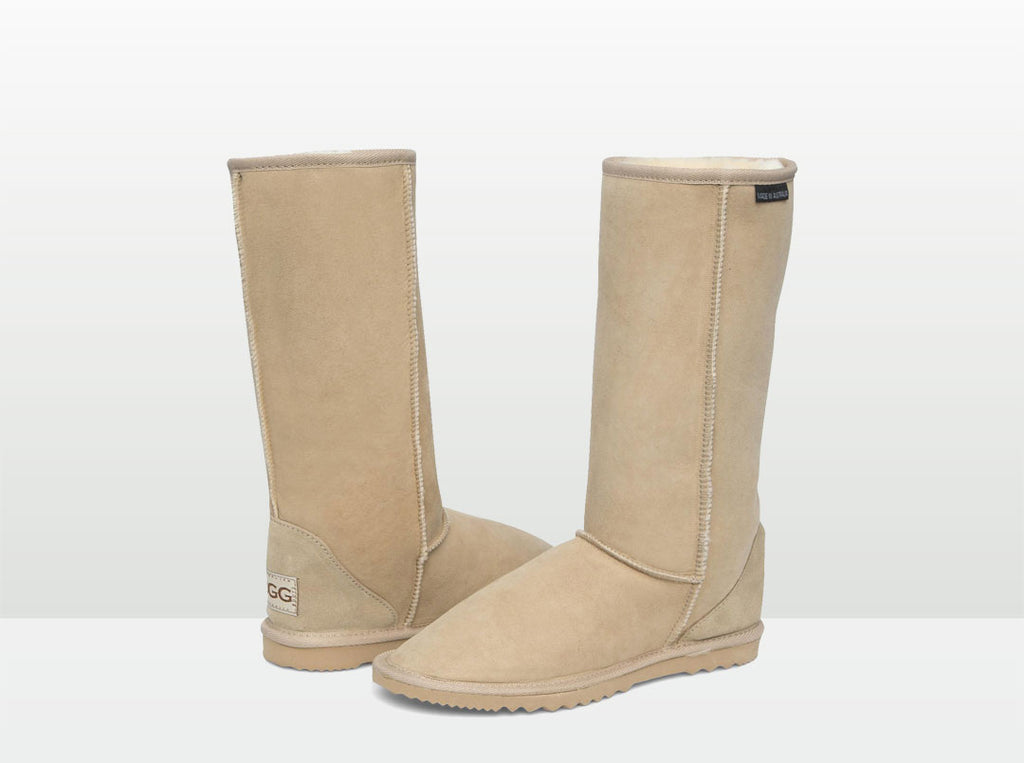 Adults Sand Ugg Boots