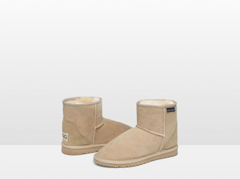 Adults Sand Classic Ultra Short Ugg Boots