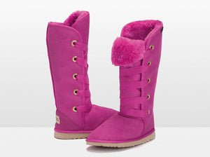 Adults Bright Rose Dance Tall Ugg Boot