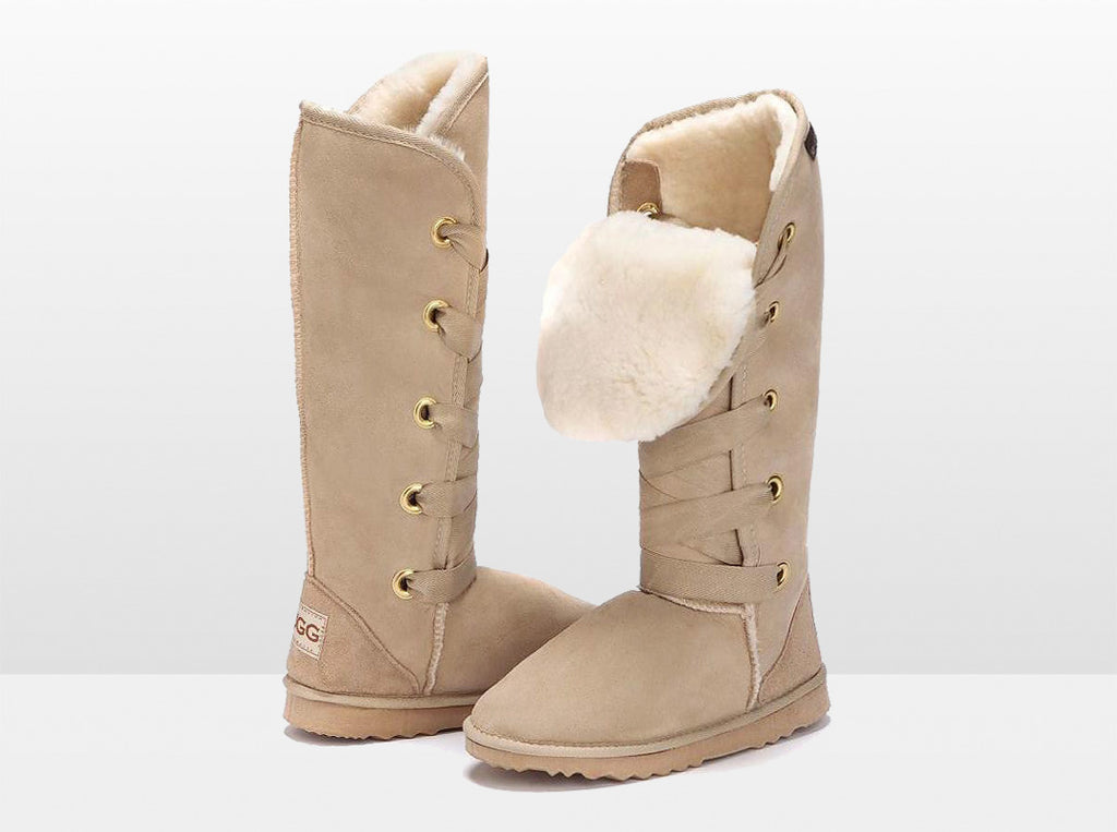 Adults Sand Dance Tall Ugg Boot