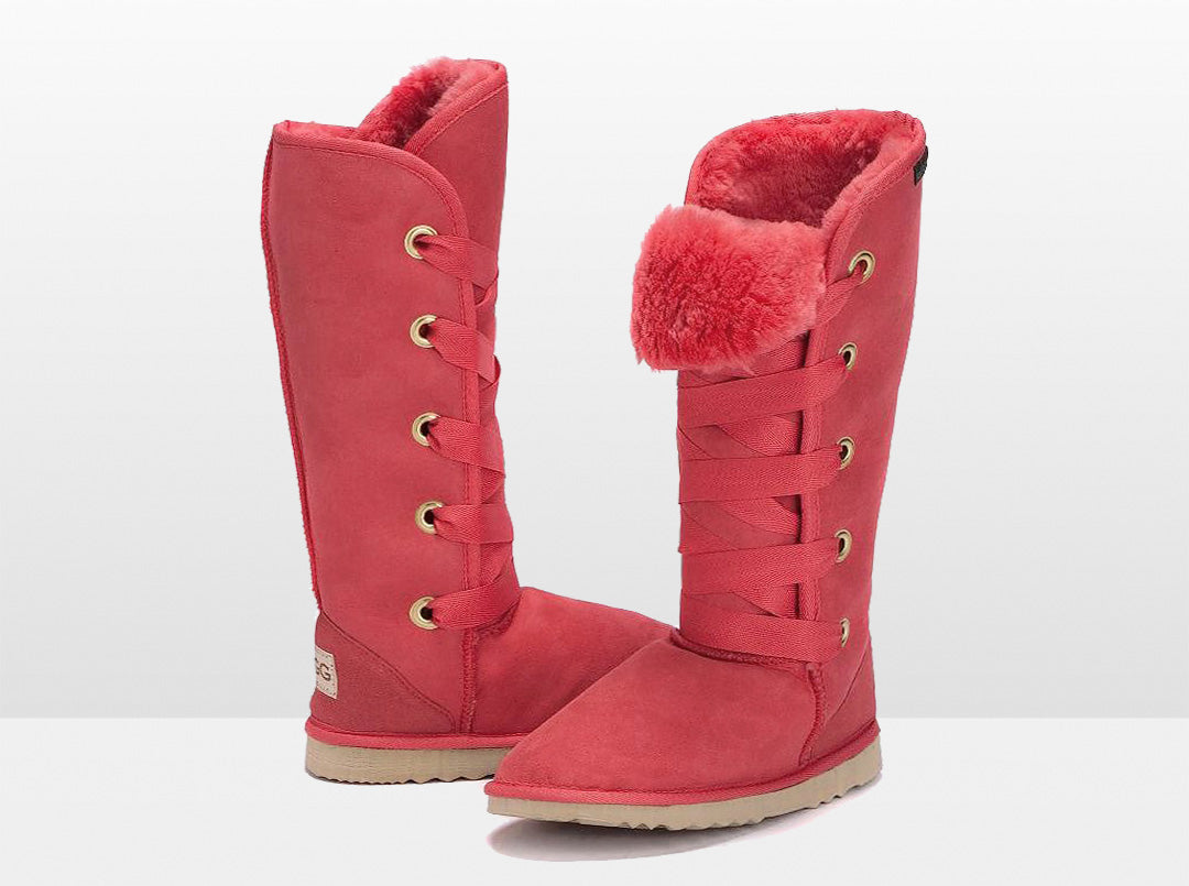 Adults Scarlet Dance Tall Ugg Boot
