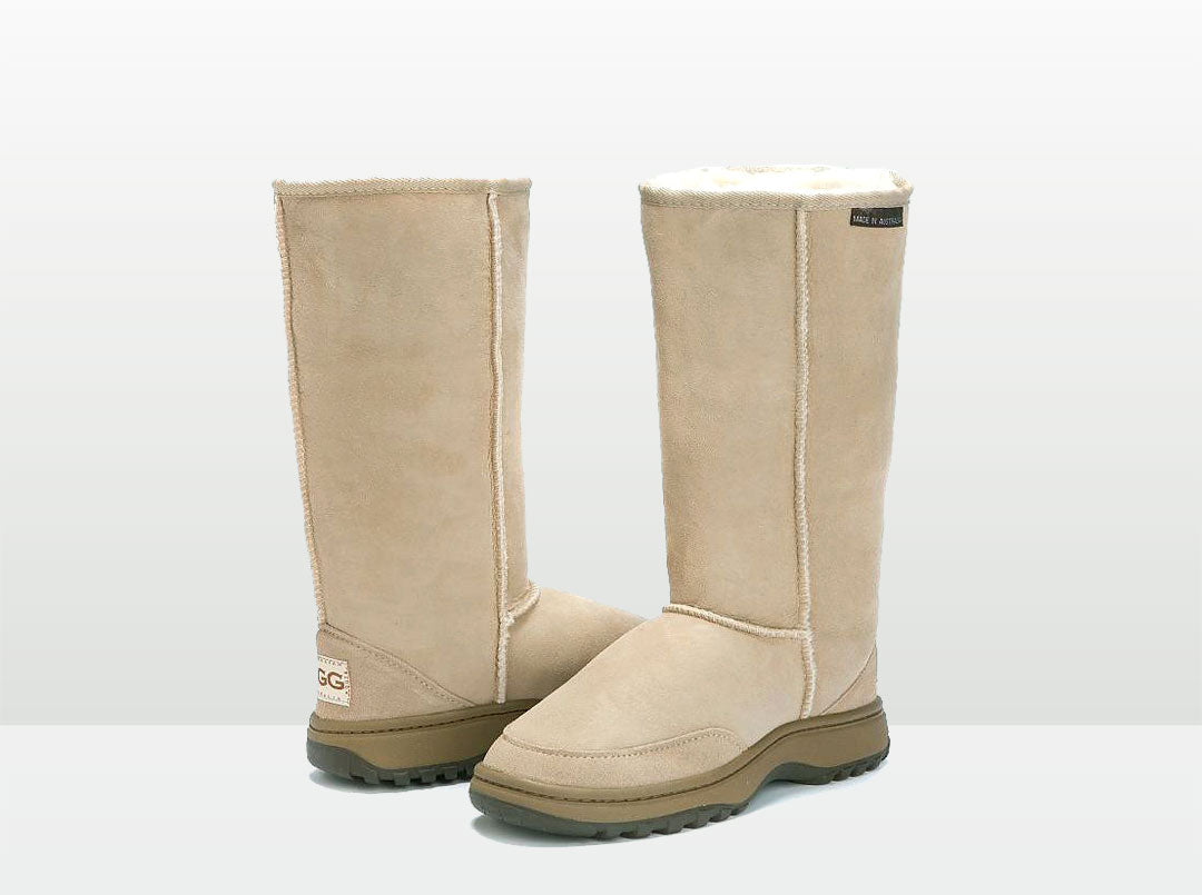 Adults Sand Outdoor Ugg Boots