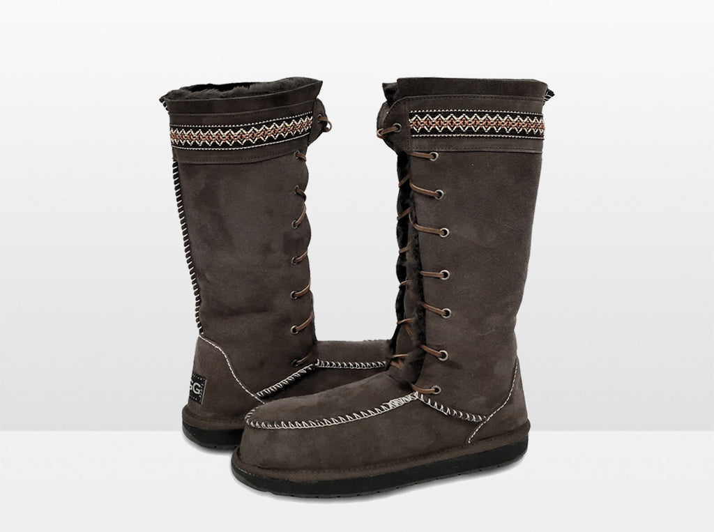 Adult's Premium Nordic Boot | Chocolate