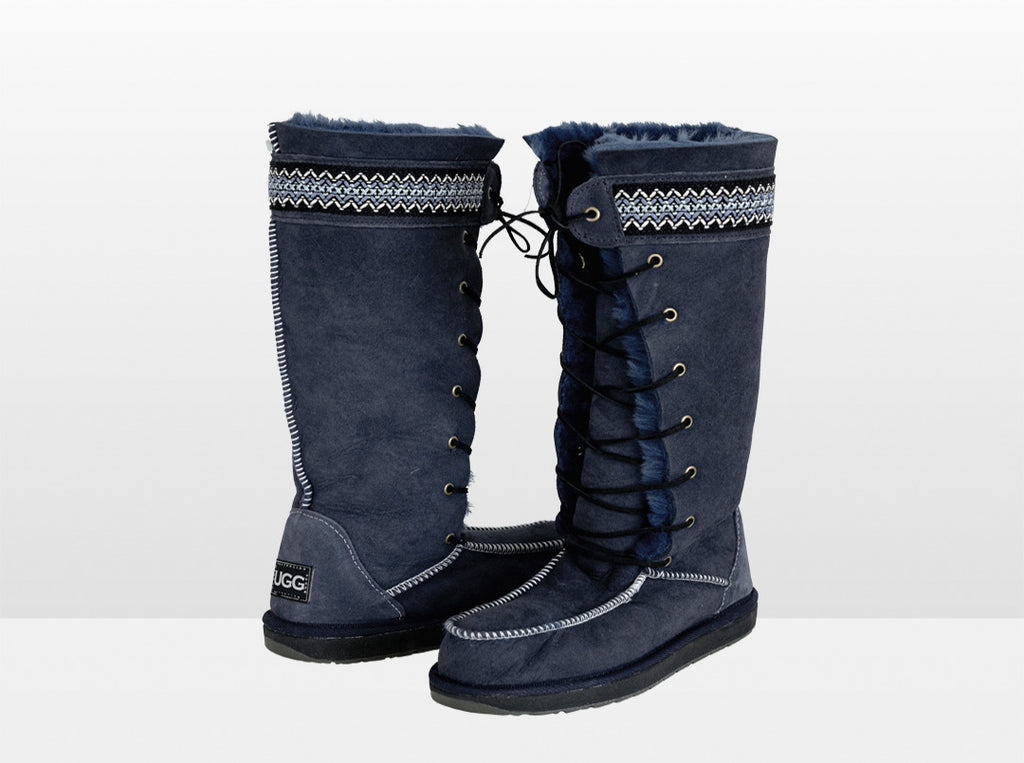 Adult's Premium Nordic Boot | Navy