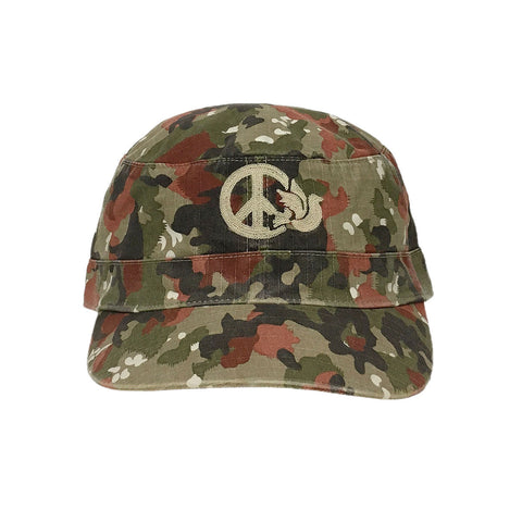 SWISS CAMO - PEACE STORE - EMBROIDERED CAP - 3408