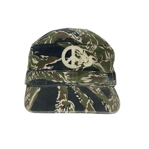TIGER STRIPE CAMO - PEACE STORE - EMBROIDERED CAP - 3410