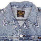 5 Pocket 12.4 oz Denim Ranch Jacket - Memphis Wash