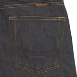 Men's 13.5 oz Gold Selvage Denim Slim Jean - Indigo