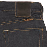 Men's 10 oz Gold Selvage Denim Slim Jean - Indigo Grey Fill