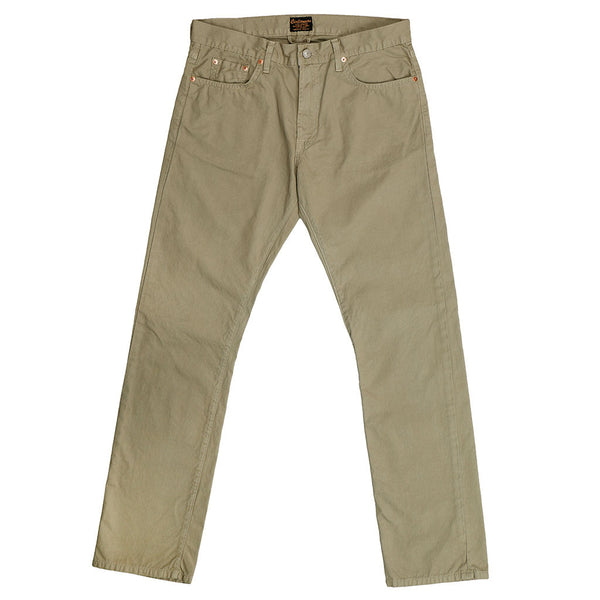5-Pocket Slim Fit Twill Pants - Winter