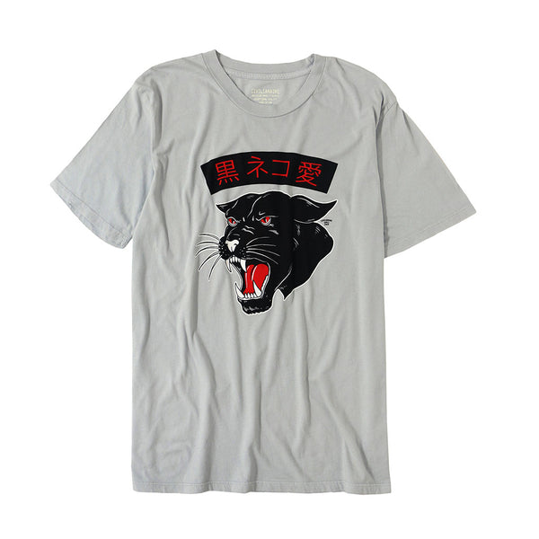 """MAJESTIC PANTHER"" SHORT SLEEVE MEN"