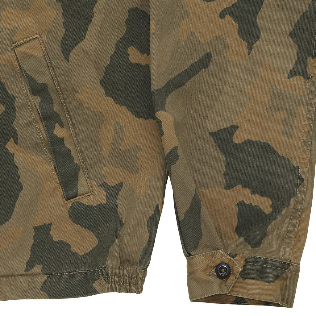 MEN'S CLIFF JACKET RINCON CAMOUFLAGE KINDLING