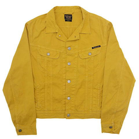 5 Pocket 7.8 oz Twill Ryder Jacket - GOLDEN YELLOW