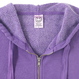 Peace Store Women's  Zip Hooded Sweatshirt -JUBILEE