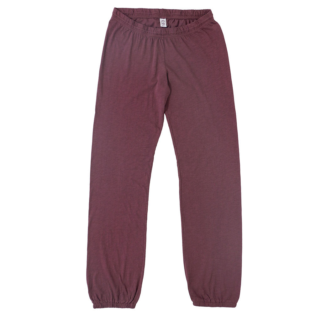 Peace Store Women's  Leggings - CRANBERRY