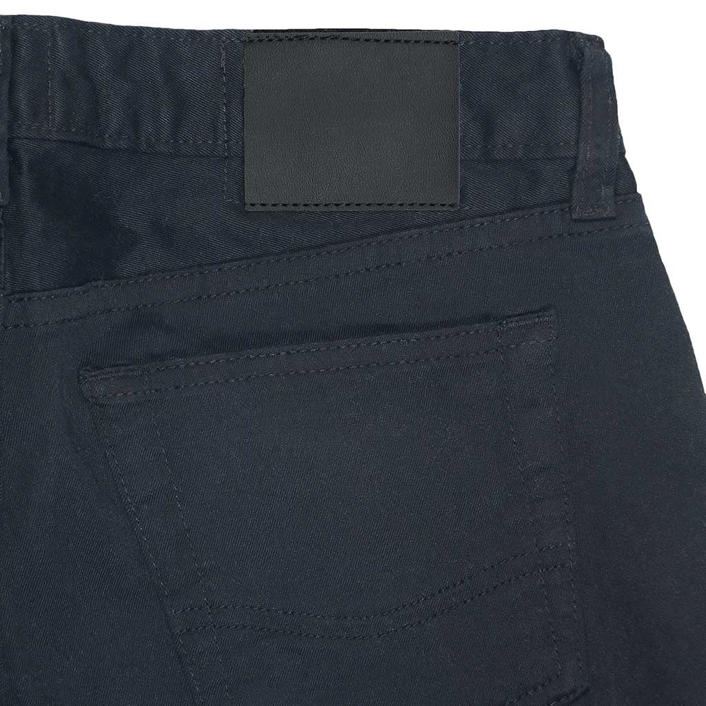 8 oz. Stretch Twill 5-Pocket Super Slim Jean - Jet Black
