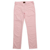 Women's Cotton Sateen Military Pant - Pink Clover