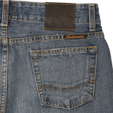 Women's 10 oz Indigo Cut-Off Boyfriend 5-Pocket Short - Old Indigo
