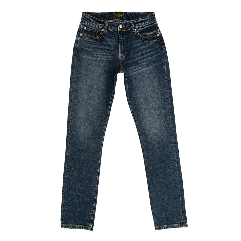 11.3 oz Denim Slim Straight - Branson Wash