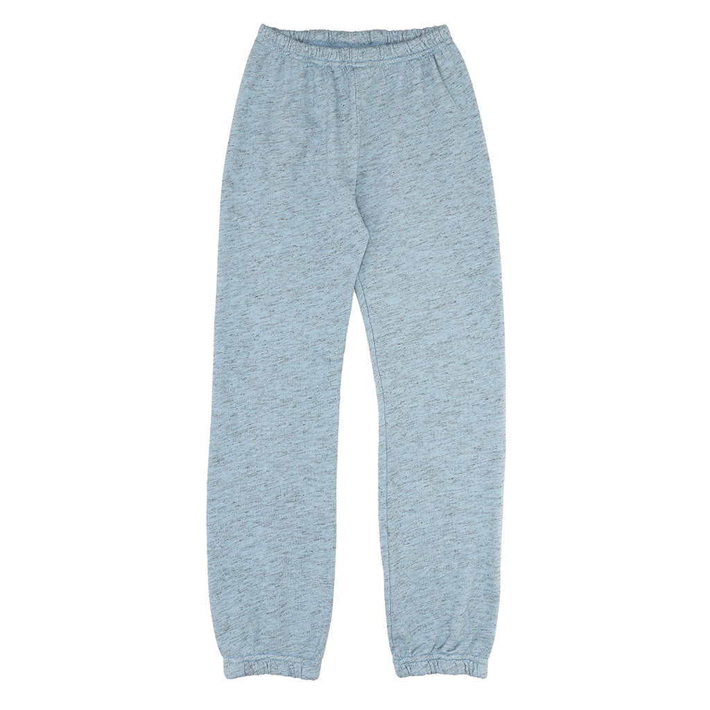 "Streaky French Terry ""SIENA"" 26"" Inseam Sweatpants - Bright Blue"