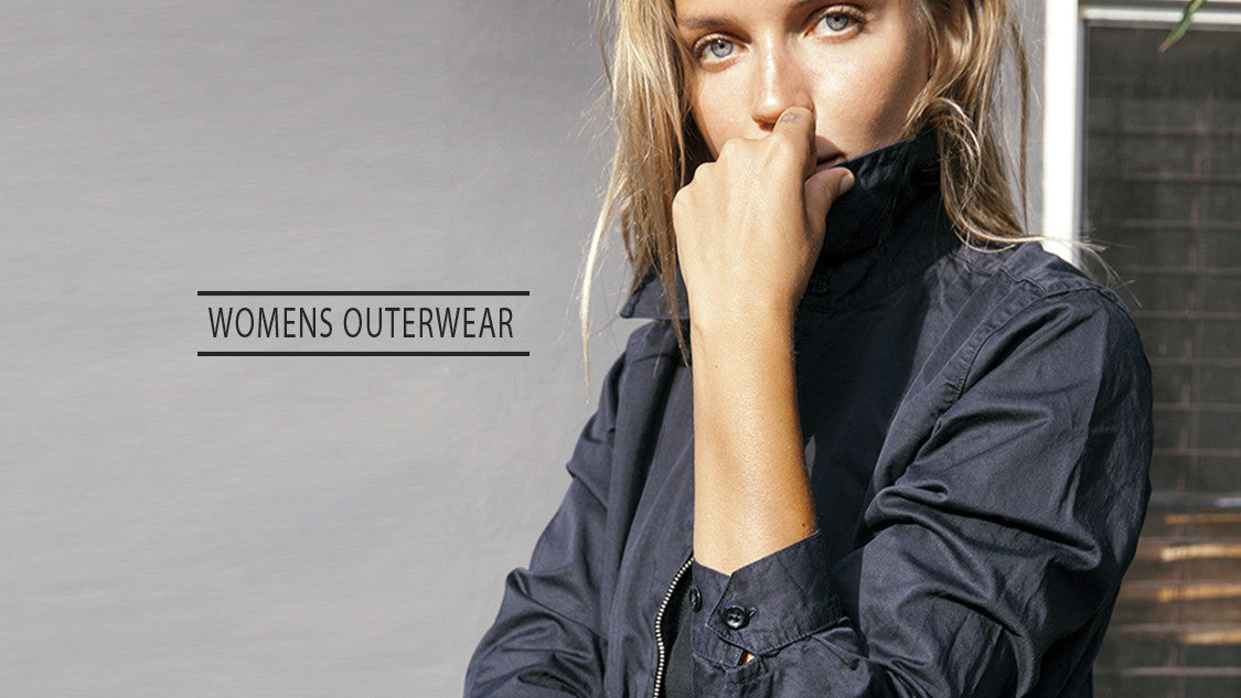 women's outerwear by Civilianaire