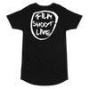 HAYES SHERR SIGNATURE FILM, SHOOT, LIVE - LONG BODY TEE