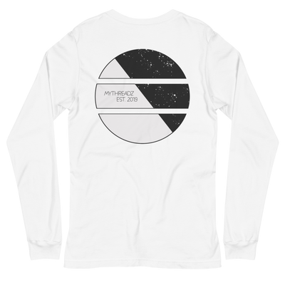 SAMPLE 4: Unisex Long Sleeve Tee