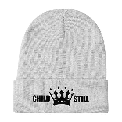 CHILD STILL CROWN BEANIE