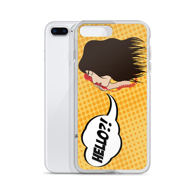 """HELLO"" CASE BY ASHLEY IPPOLITO"