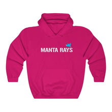 Load image into Gallery viewer, Maclean manta Rays - Premium Fleece Hoodie