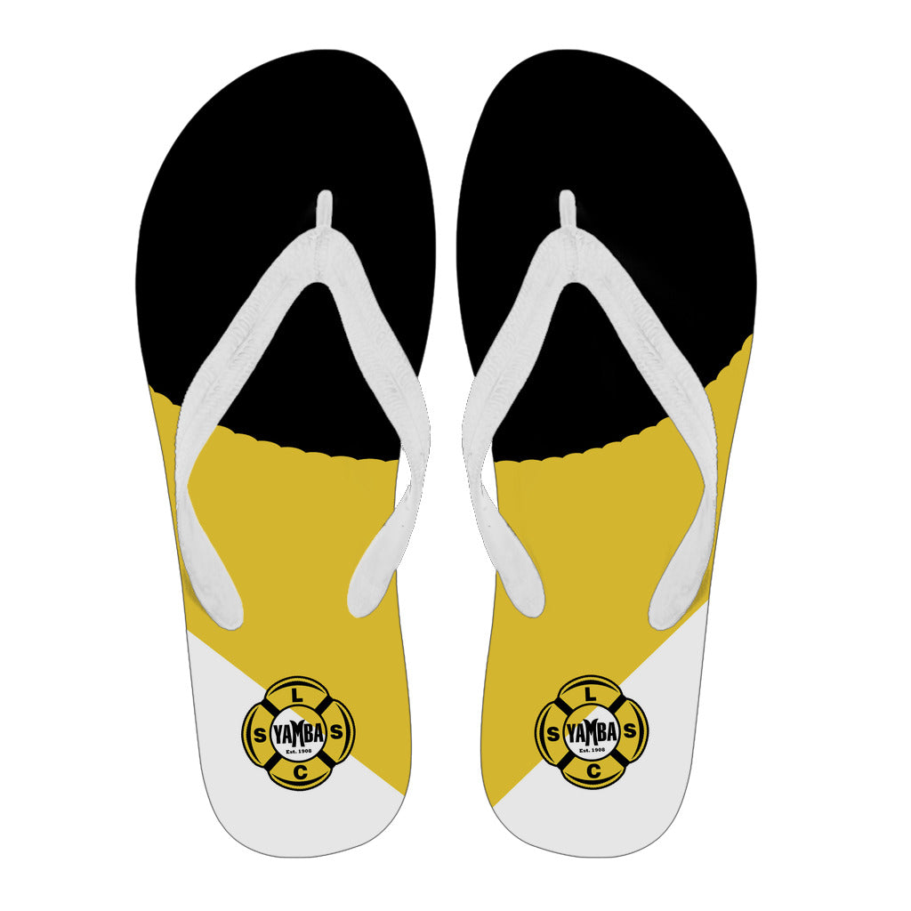 Yamba Surf Life Saving Club - Men's Flip Flops