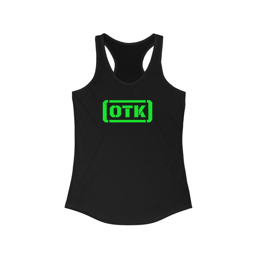 Our Team Kit - Raceback Tank Top