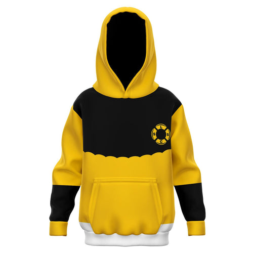 Yamba Surf Life Saving Club Kids Athletic Hoodie