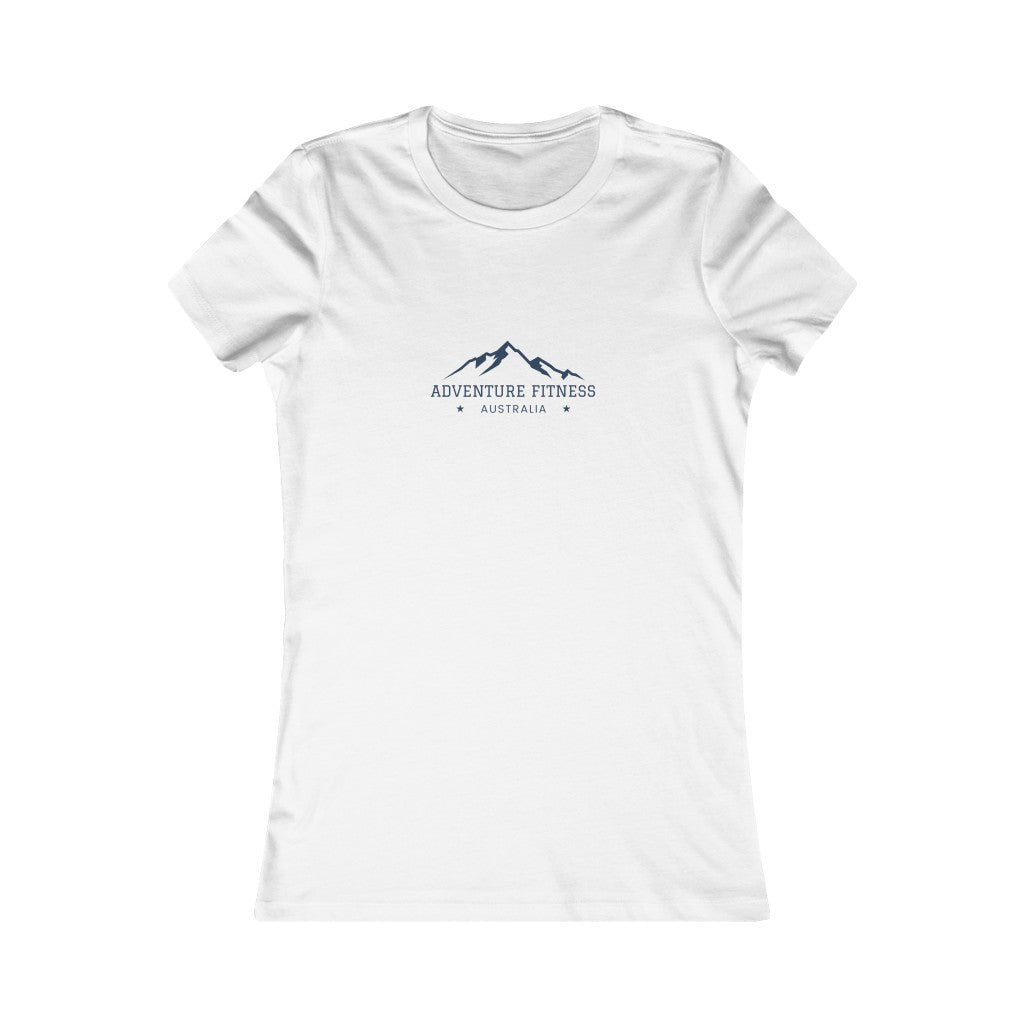 Adventure Fitness Women's Slim-Fit T-Shirt