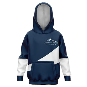 Adventure Fitness Athletic Hoodie- Athletic Hoodie - AOP