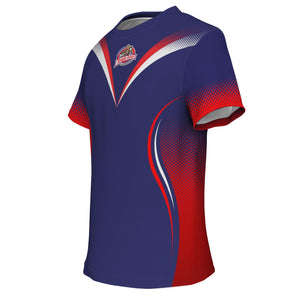 Kyogle Turkeys Touch Football - All Over Print Shirt