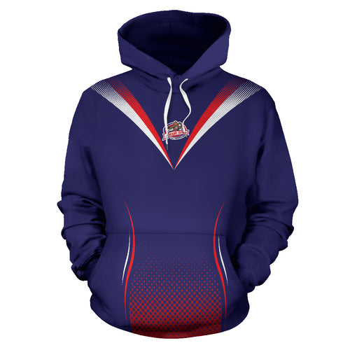 Kyogle Turkeys Touch Football - Premium Hoodie