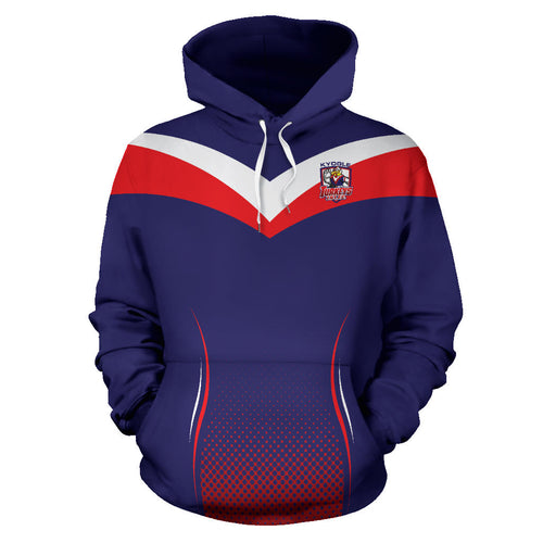 Kyogle Turkeys Junior Rugby League - Premium Hoodie