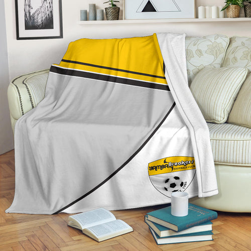 Yamba Breakers Football Club - Premium Blanket
