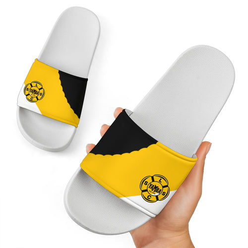 Yamba Surf Life Saving Club Slide Sandals