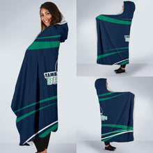 Load image into Gallery viewer, Yamba Breakers Netball - Premium Hooded Team Blanket