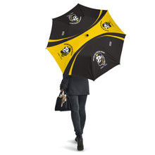 Load image into Gallery viewer, Yamba Junior Buccaneers - Push-Button Team Umbrella